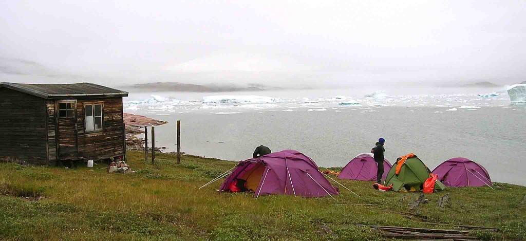 caiac a Groenlàndia 8 dies illa Qingaarsuup i icebergs