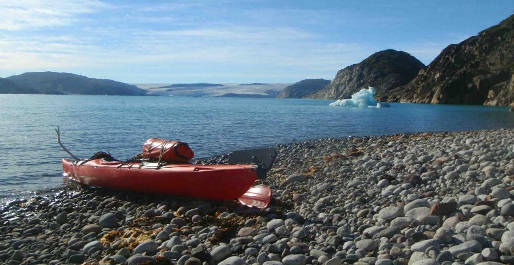 kayak Groenlandia, de regreso del hielo