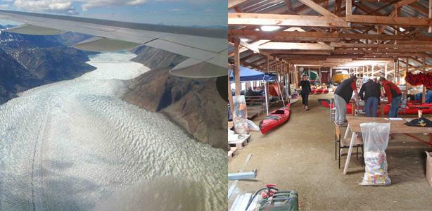 caiac a Groenlàndia 8 dies glaceres i narsaq